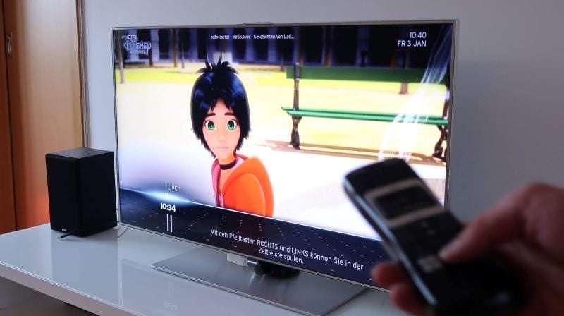 Zeitversetztes Fernsehen Unitymedia