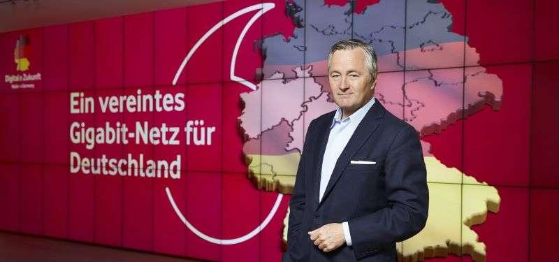 Kabelfernsehen Anbieter Vodafone