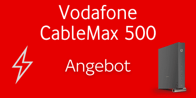 Vodafone CableMax 500 Internet